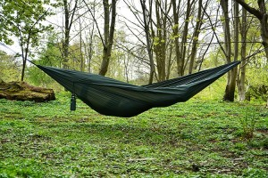 DD Chill Out Hammock Olive Green 1
