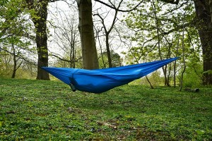 DD Chill Out Hammock Electric Blue 1