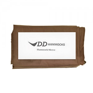 DD Hammock Sleeve Coyote Brown