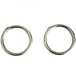 DD Steel Hammock Rings