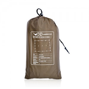 DD Tarp M coyote brown