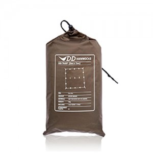 DD Tarp coyote brown