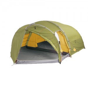 Exped Venus 3 DLX plus groen