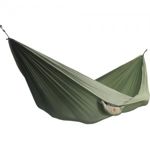 Ticket To The Moon Hammock eenpersoons legergroen khaki