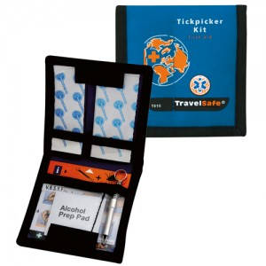 Travelsafe tickpicker kit