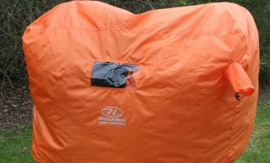 Highlander Emergency Survival Shelter Bothy Bag 2 tot 3 personen 1