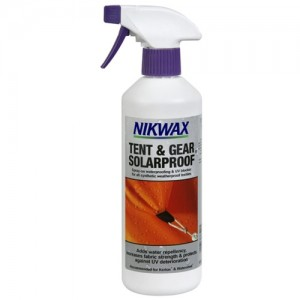 Nikwax Tent and Gear Solarproof 500 ml