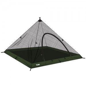 DD SuperLight Pyramid Mesh Tent 6