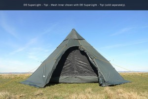 DD Superlight Tipi Mesh Tent 2