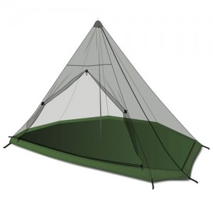 DD Superlight Tipi Mesh Tent 9