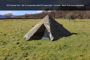 DD Pyramid Tent – MC 3