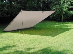 High Peak Tarp 400 x 400 cm