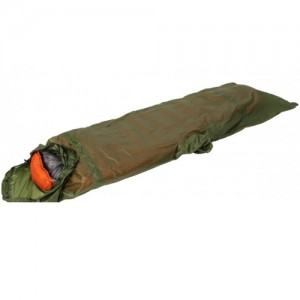 Exped Bivy-Poncho UL groen