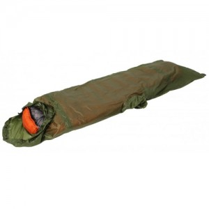 Exped Bivy-Poncho groen
