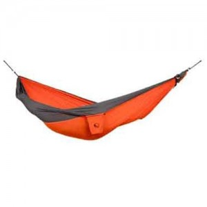 Ticket to the Moon Original Hammock Orange/ Dark Grey