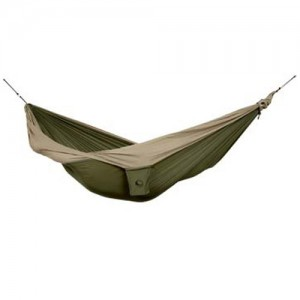Ticket to the Moon Original Hammock Army Green/ Brown