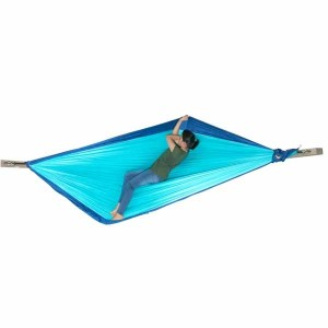 Ticket to the Moon Original Hammock Royal Blue/ Turquoise 3