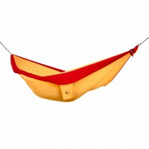 Ticket to the Moon Original Hammock Burgundy/ Dark Yellow