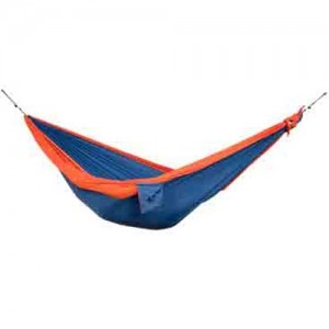 Ticket to the Moon Kingsize Hammock Royal Blue/ Orange