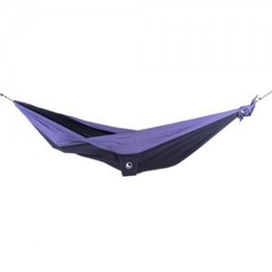 Ticket to the Moon Kingsize Hammock Navy Blue/ Purple