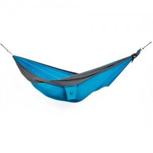 Ticket to the Moon Kingsize Hammock Aqua/ Dark Grey
