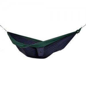 Ticket to the Moon Kingsize Hammock Navy Blue/ Dark Green