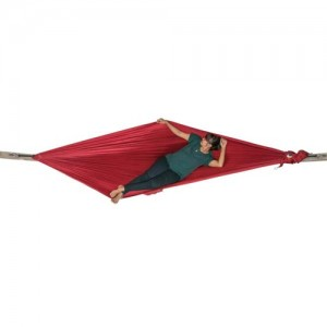 Ticket to the Moon Compact Hammock Burgundy 4