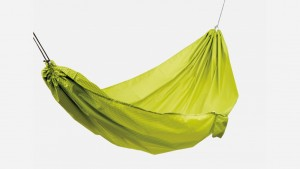 Exped Travel Hammock Lite Kit geel 1