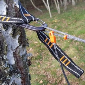 Bushmen Ultralight Hammock Suspension System