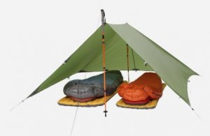 Exped Scout Tarp Extreme groen