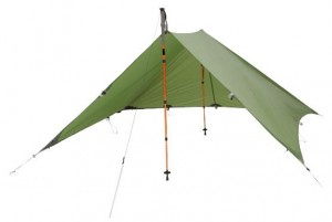 Exped Scout Tarp Extreme groen 1